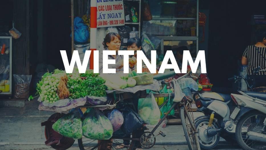 13. Wietnam