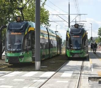 Wydłuża się trasa tramwaju na Naramowice. Już niedługo pojedziemy dalej
