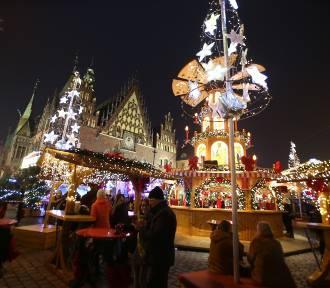 Jarmark Bożonarodzeniowy we Wrocławiu. Początek już w piątek, 22 listopada (SZCZEGÓŁY, ATRAKCJE)