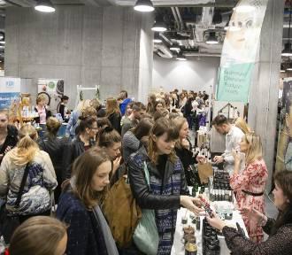 Targi Kosmetyków Naturalnych. Centrum Praskie Koneser promuje to, co zdrowe i ekologiczne