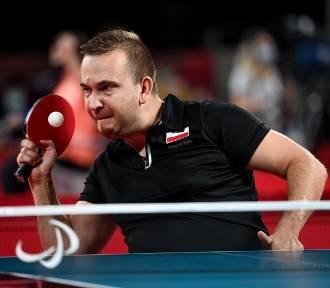 Paraolimpiada: Srebro Czupera w tenisie stołowym