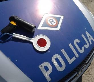 Weekend na drogach w pow. dębickim. 11 kierowców straciło prawo jazdy