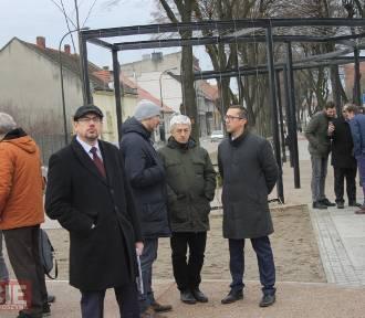 Odebranie Alei Powstańców Wielkopolskich