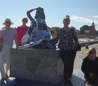 Wystawa łódzkiej grupy artystek Frakcja w Centrum Aktywności Twórczej w Ustce