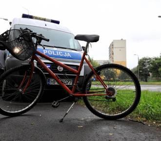 Rowerzyści też są sprawcami wypadków na drogach