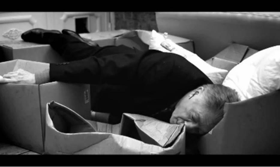 48 Hour Film Project. Kadr z filmu Jacques Serres, zwycięzcy z 2012r