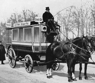 75 lat temu na ulice Wrocławia wyjechał pierwszy tramwaj. Czym jeździliśmy wcześniej?