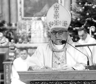 Zmarł biskup kaliski senior Edward Janiak. Znamy datę pogrzebu