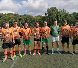 Mistrzostwa województwa łódzkiego w piłce nożnej drużyn OSP - ZDJĘCIA