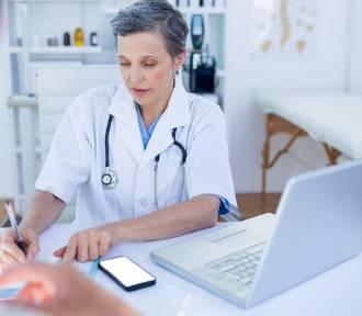 Najwięcej e-zwolnień lekarze wystawili w Rybniku