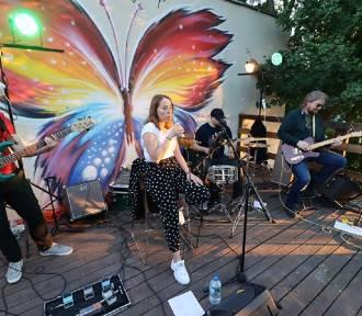 Inowrocław. Kwartet QR: tête-à-tête wystąpił w Butterfly Up