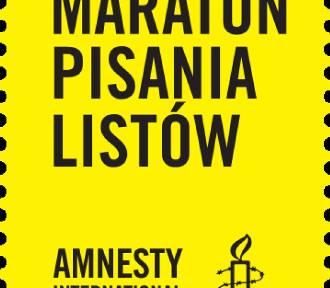 329 listów napisano w Dzierzgoniu w maratonie pod auspicjami Amnesty International