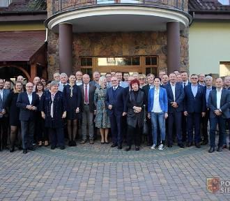 Na konwencie obradowało 40 dyrektorów, zarządców dróg powiatowych oraz starostów[FOTO]
