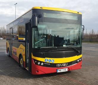 Kaliskie Linie Autobusowe testują nowy model samochodu. Czy trafi on do Kalisza?