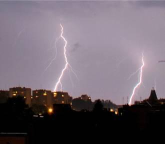 Uwaga! Ostrzeżenie przed burzami dla całego woj. opolskiego!