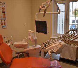 Nowa pracownia stomatologiczna w Powiatowym Zespole Szkół Policealnych w Wejherowie [ZDJĘCIA]