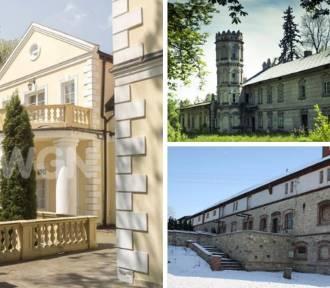 Kup sobie pałac w Śląskiem! Na sprzedaż również dworki i zabytkowy spichlerz!