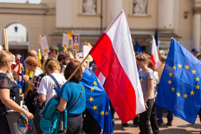 Prawda: 15 lat temu Polska wróciła w krwiobieg Europy