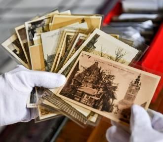 Okna przeszłości miasta. Ogromna kolekcja starych pocztówek w zbiorach Muzeum Gdańska