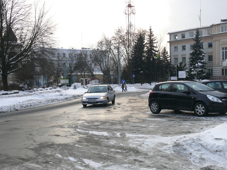 Plac Narutowicza niemal przez dwa tygodnie będzie zamknięty dla ruchu