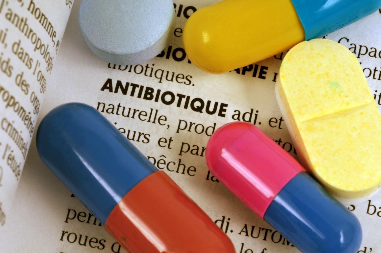 Antybiotyki i inne leki przeciwbakteryjne