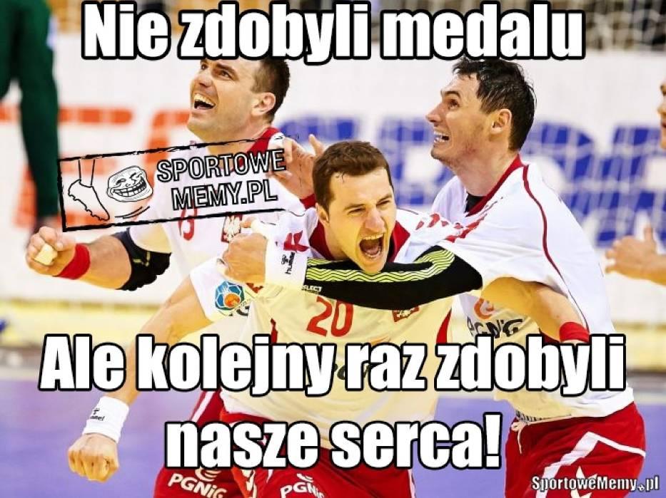 Memy po meczu Polska - Niemcy, piłka ręczna