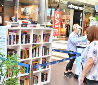 Inowrocław. Galeria Solna rozdaje 1000 książek na wakacje