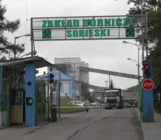 Jaworzno. Wypadek w Zakładzie Górniczym Sobieski. Jedna osoba trafiła do szpitala.