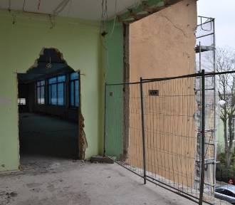 Mija 9 miesięcy od rozpoczęcia modernizacji Książnicy Stargardzkiej przy ul. Mieszka