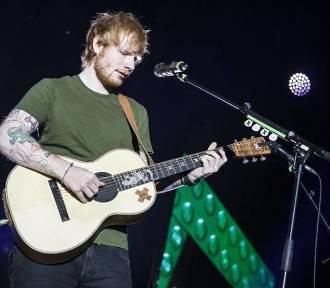 Bilety na koncert Eda Sheerana w sprzedaży