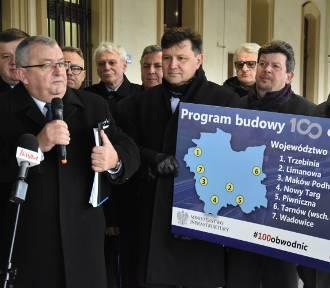 Siedem obwodnic powstanie w Małopolsce. Na budowę poczekamy