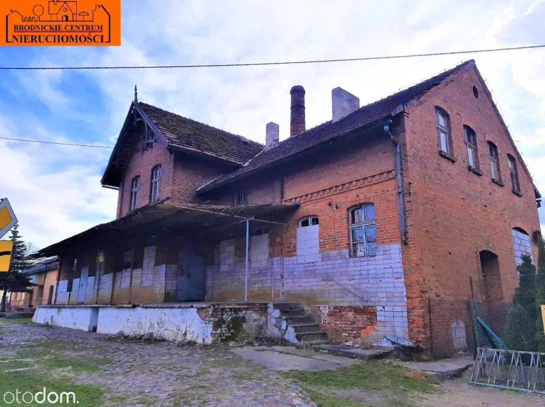Budynek po mleczarni w Kruszynach 55 000 zł/162 zł/m²