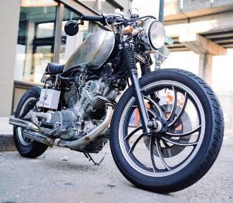 """Akcja """"Motocykle"""" na drogach powiatu"""