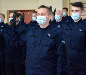 Ponad 70 nowych policjantów w szeregach łódzkiej policji. Kiedy kolejny nabór?