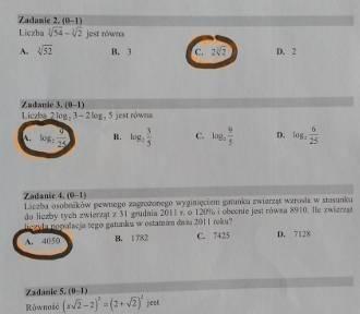 Matura matematyka 2017: odpowiedzi, rozwiązane arkusze PDF