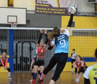 Młode siatkarki rywalizowały na turnieju w Grudziądzu [zdjęcia, wideo]