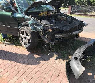 28-latka nie ustąpiła pierwszeństwa. Zderzenie dwóch aut w Opolu [zdjęcia]