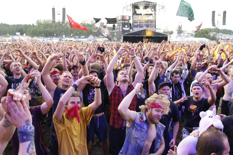 25. Pol'and'Rock Festival. 1-3 sierpnia 2019, Kostrzyn nad Odrą. Duża scena - istne szaleństwo [ZDJĘCIA]