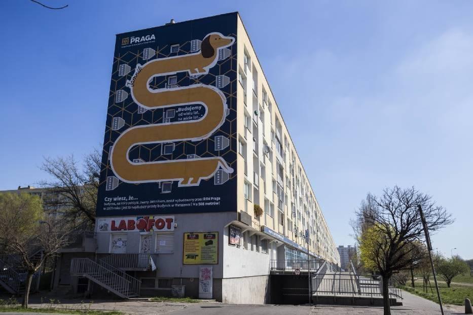5. Jamnik (blok wzdłuż Kijowskiej)