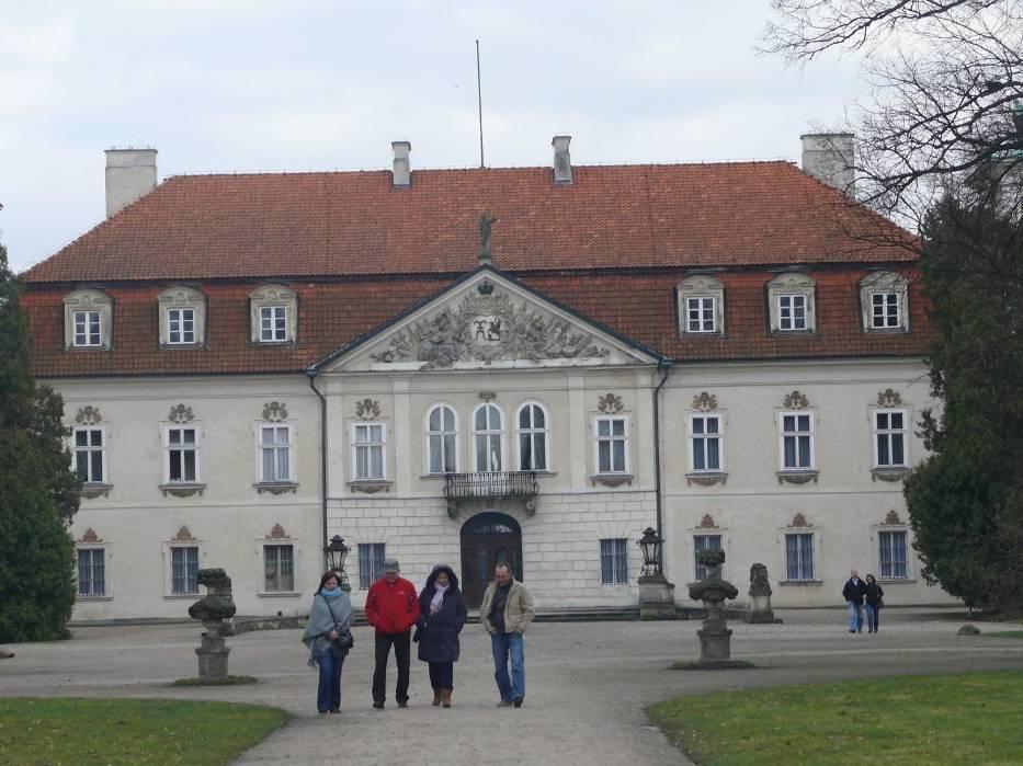 3. Muzeum w Nieborowie i Arkadii