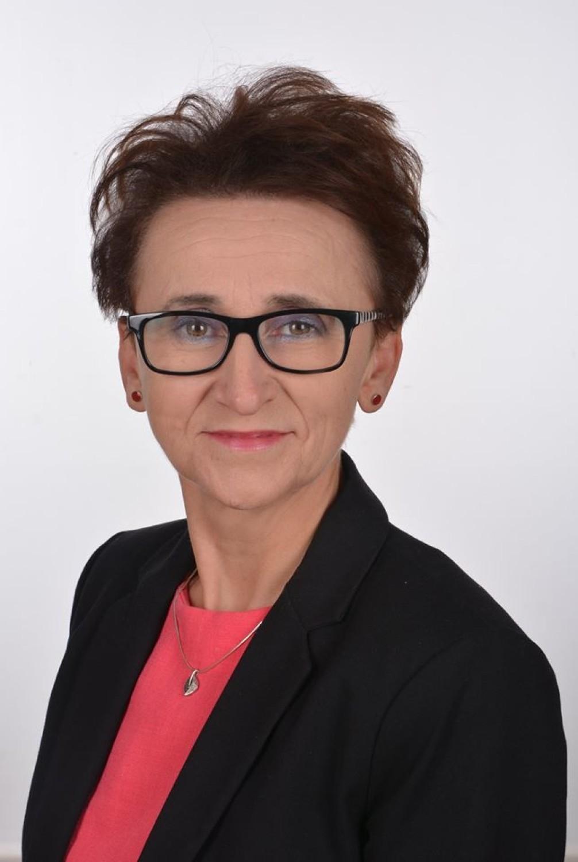 Anna Pręcikowska - Skoczylas, dyrektorem Delegatury Kuratorium Oświaty w Łodzi z siedzibą w Piotrkowie Tryb.