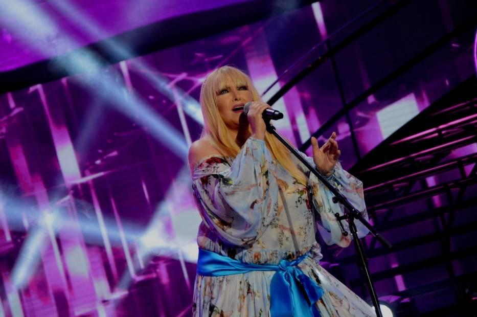 """""""Niech żyje bal"""" zaśpiewali z Marylą Rodowicz wszyscy zgromadzeni w zielonogórskim amfiteatrze"""