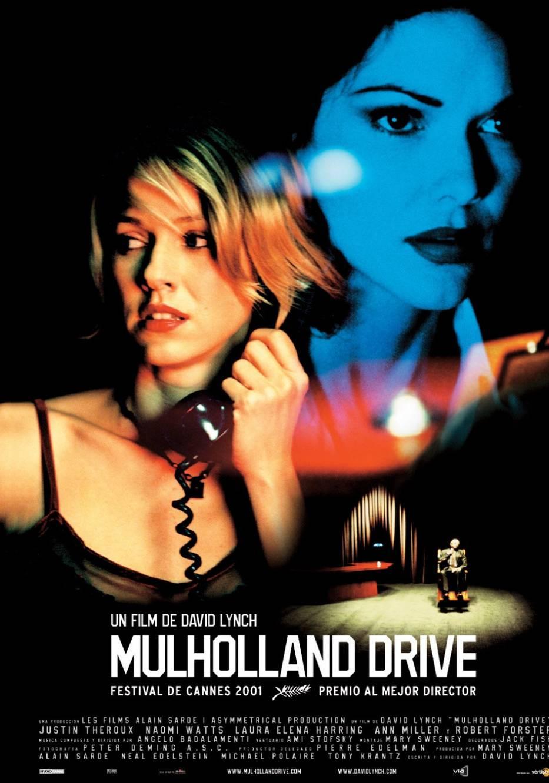 1. Mulholland Drive (David Lynch, 2001)