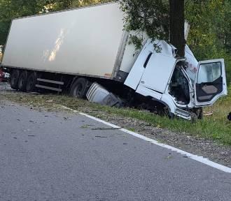 Śmiertelny wypadek na DK19. Zginęli dwaj kierowcy (zdjęcia) 12.09.2019