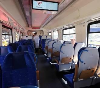 Ograniczenie kursowania pociągów POLREGIO