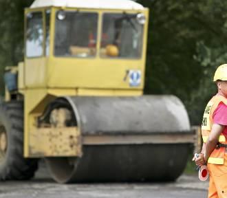 Utrudnienia na drogach powiatu