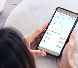 Jak smartfon może pomóc nam dbać  zdrowie?