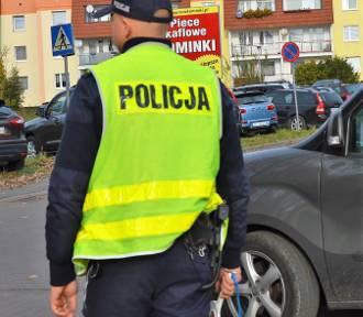 """1 listopada - policyjny """"Znicz"""": Jedna groźna sytuacja w powiecie sławieńskim - zderzenie dwóch"""