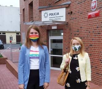 Małgorzata Tracz: policja i prokuratura jest zdeterminowana, aby zastraszać młodych