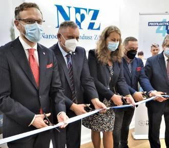 Bliżej zdrowia, czyli NFZ w Koszalinie ma nową siedzibę [ZDJĘCIA]